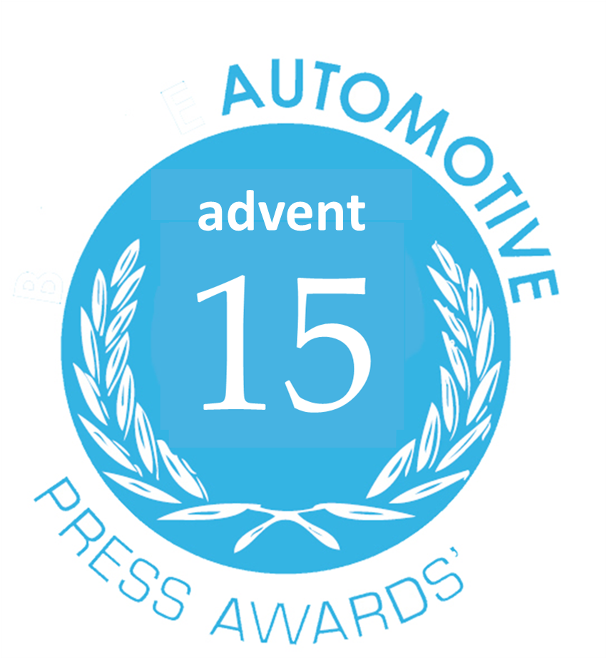 Logo advent Awards 2015